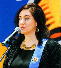 ГВЕРДЦИТЕЛИ Тамара Михайловна